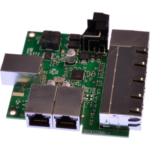 Brainboxes Industrial Embeddable 8 Port Ethernet Switch Alternate-Image6/500