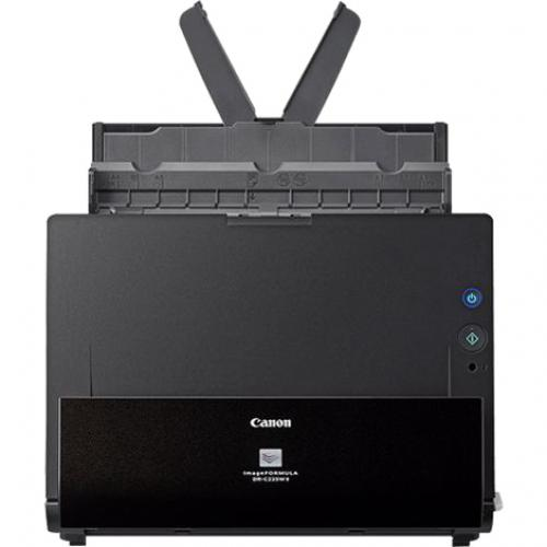 Canon ImageFORMULA DR C225W II Flatbed Scanner   600 Dpi Optical Alternate-Image6/500