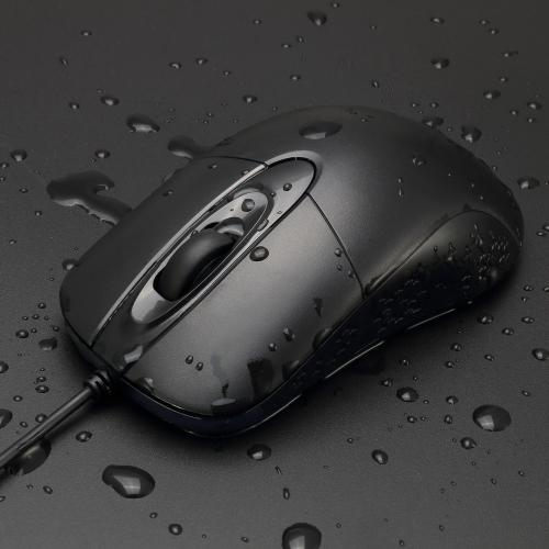 Adesso IMouse W4   Waterproof Antimicrobial Optical Mouse Alternate-Image6/500