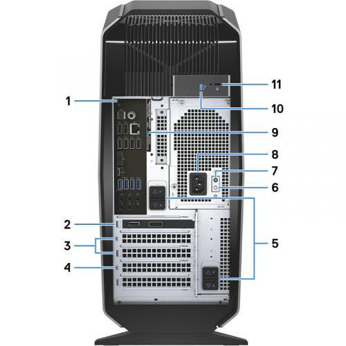 AlienwareR7 I7 8700K 16GB 512G Alternate-Image6/500
