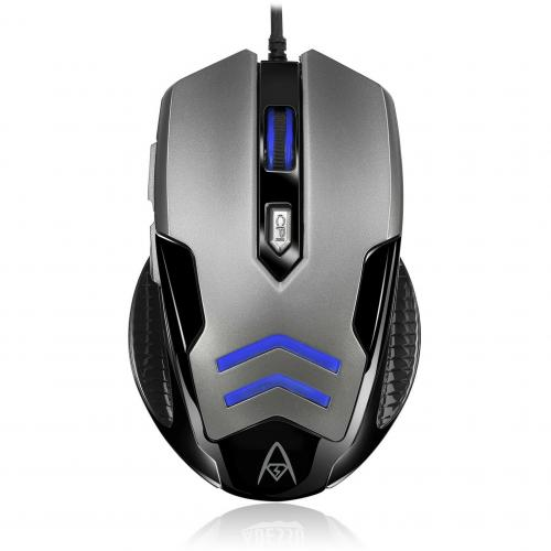 Adesso Multi Color 6 Button Gaming Mouse Alternate-Image6/500