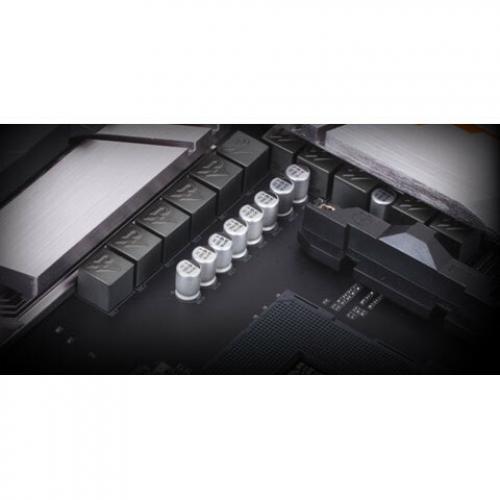 Aorus Ultra Durable B450 AORUS PRO WIFI Desktop Motherboard   AMD Chipset   Socket AM4   ATX Alternate-Image6/500
