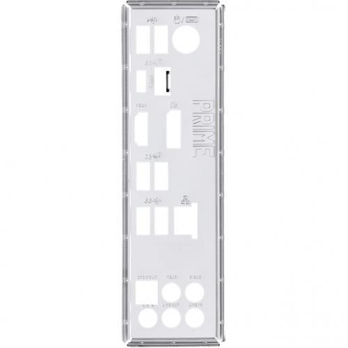 Asus Prime Z390 A Desktop Motherboard   Intel Chipset   Socket H4 LGA 1151 Alternate-Image6/500
