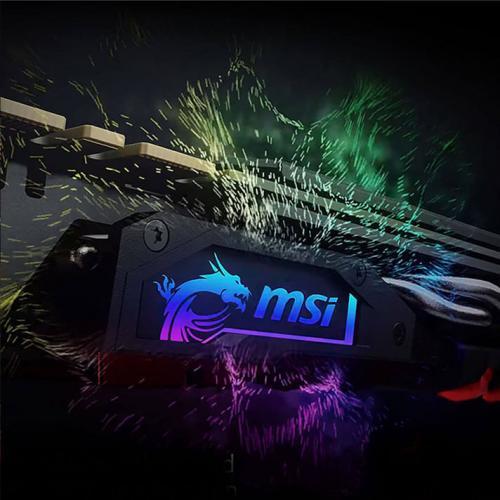 MSI Z390 A PRO Desktop Motherboard   Intel Chipset   Socket H4 LGA 1151   64 GB DDR4 SDRAM   4 X Memory Slots   4 X USB 3.1 Port   6 X SATA Interfaces Alternate-Image6/500