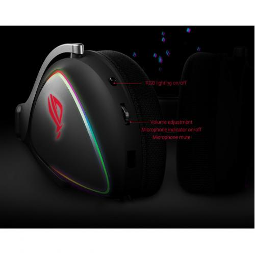 Asus ROG Delta Headset Alternate-Image6/500