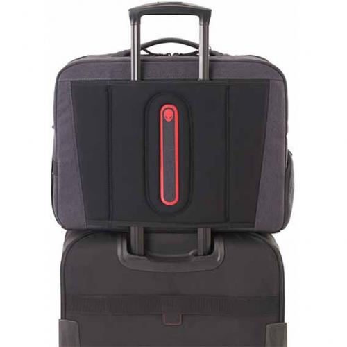 "Mobile Edge Elite Carrying Case (Backpack) For 17.3"" Dell Notebook   Black, Gray Alternate-Image6/500"