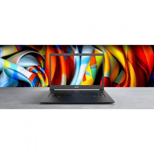"Acer TravelMate X5 X514 51T TMX514 51T 72KH 14"" Touchscreen Notebook   Full HD   1920 X 1080   Intel Core I7 (8th Gen) I7 8565U Quad Core (4 Core) 1.80 GHz   16 GB RAM   512 GB SSD Alternate-Image6/500"