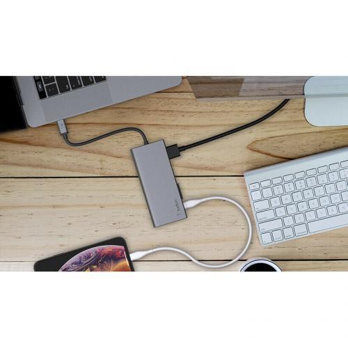 Belkin USB C Multimedia Hub Alternate-Image6/500