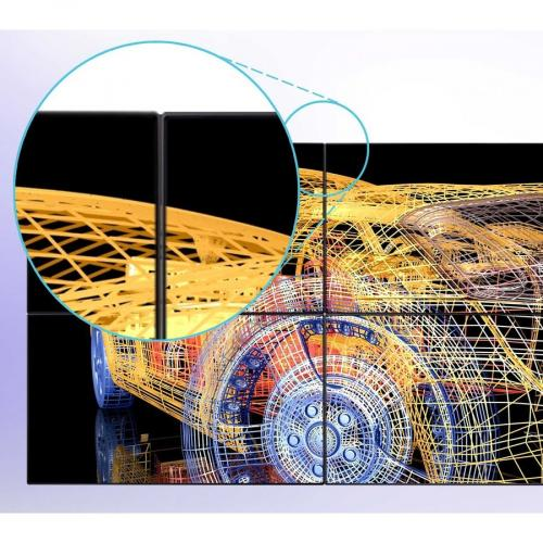 "Viewsonic VX2776 4K MHD 27"" 4K UHD WLED LCD Monitor   16:9 Alternate-Image6/500"