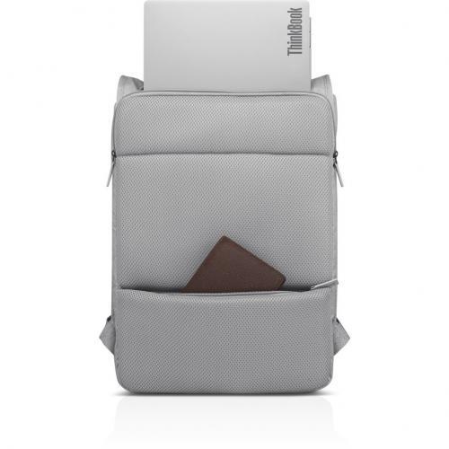 """Lenovo Carrying Case (Backpack) For 15.6"""" Lenovo Notebook   Gray Alternate-Image6/500"""