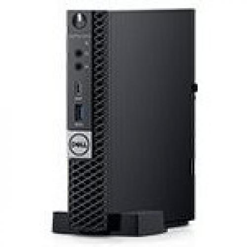 Dell OptiPlex 7000 7070 Desktop Computer   Core I5 I5 9500T   8GB RAM   256GB SSD   Micro PC Alternate-Image6/500