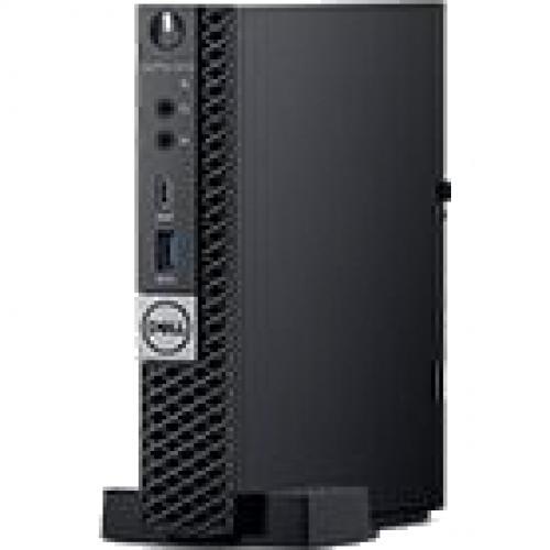 Dell OptiPlex 7000 7070 Desktop Computer   Intel Core I5 9th Gen I5 9500T 2.20 GHz   8 GB RAM DDR4 SDRAM   128 GB SSD   Micro PC Alternate-Image6/500