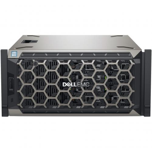Dell EMC PowerEdge T440 5U Tower Server   2 X Xeon Silver 4208   32 GB RAM   1 TB (1 X 1 TB) HDD   12Gb/s SAS, Serial ATA/600 Controller Alternate-Image6/500