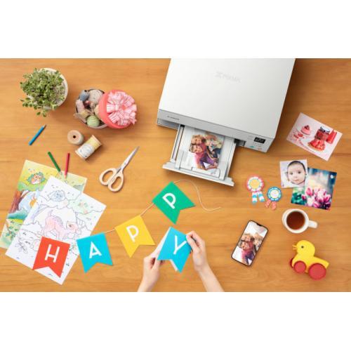 Canon PIXMA TS TS6320 White Inkjet Multifunction Printer   Color Alternate-Image6/500