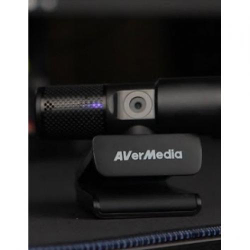 AVerMedia CAM 313 Webcam   2 Megapixel   USB 2.0 Alternate-Image6/500