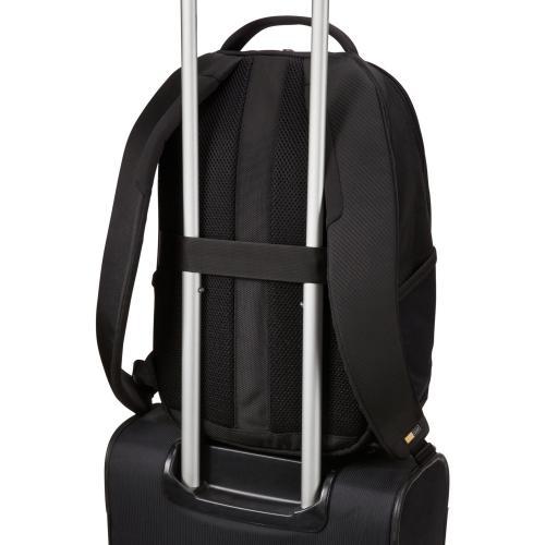 "Case Logic Notion Carrying Case (Backpack) For 14"" Notebook   Black Alternate-Image6/500"