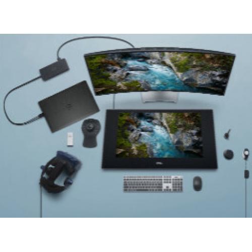 """Dell Precision 5000 5540 15.6"""" Mobile Workstation   1920 X 1080   Intel Core I7 (9th Gen) I7 9850H Hexa Core (6 Core) 2.60 GHz   16 GB RAM   512 GB SSD   Titan Gray Alternate-Image6/500"""