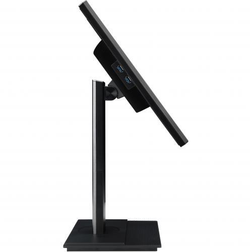 "Acer B226HQL 21.5"" Full HD LED LCD Monitor   16:9   Dark Gray Alternate-Image6/500"