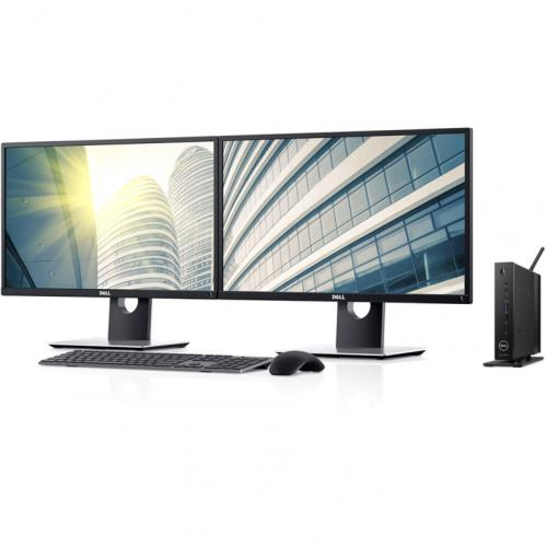 Wyse 5000 5070 Thin Client   Intel Pentium Silver J5005 Quad Core (4 Core) 1.50 GHz Alternate-Image6/500