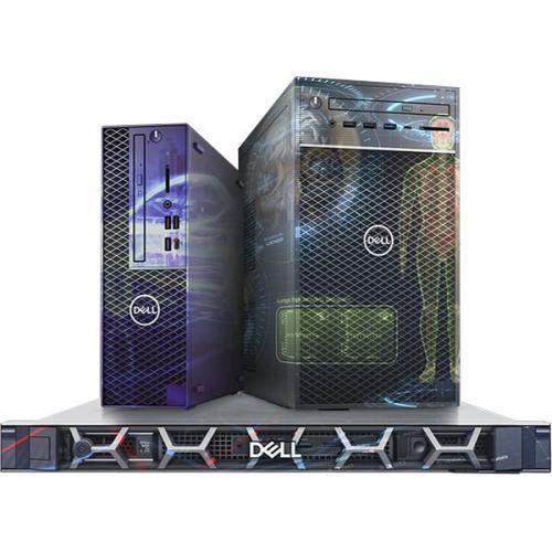 Dell Precision 3000 3630 Workstation   Core I7 I7 9700K   16 GB RAM   256 GB SSD   Mini Tower Alternate-Image6/500