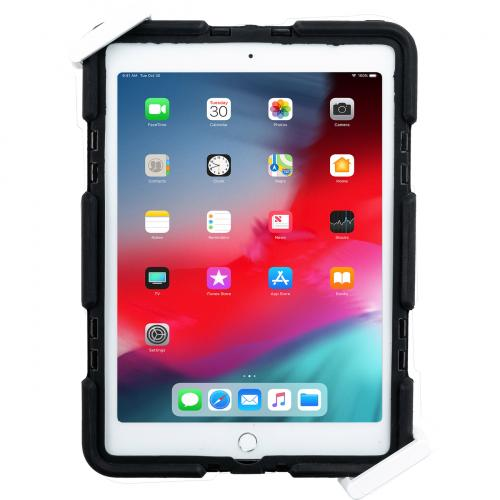 CTA Digital Wall Mount For Tablet, IPad   White Alternate-Image6/500