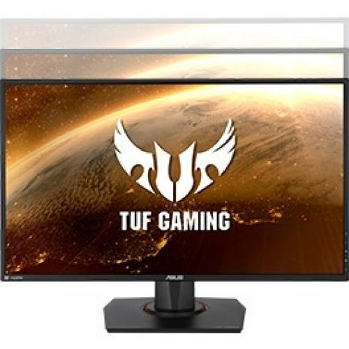 "Asus Gaming VG279QM 27"" Full HD WLED Gaming LCD Monitor   16:9   Black Alternate-Image6/500"