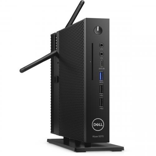 Wyse 5000 5070 Thin Client   Intel Celeron J4105 Quad Core (4 Core) 1.50 GHz Alternate-Image6/500