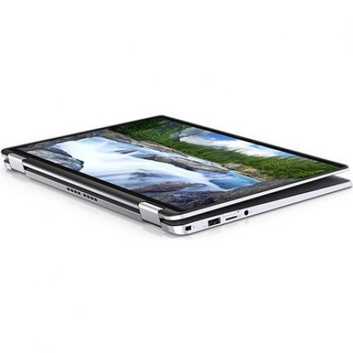 """Dell Latitude 9000 9410 14"""" Touchscreen 2 In 1 Notebook   1920 X 1280   Intel Core I7 (10th Gen) I7 10610U Quad Core (4 Core) 1.80 GHz   16 GB RAM   512 GB SSD Alternate-Image6/500"""