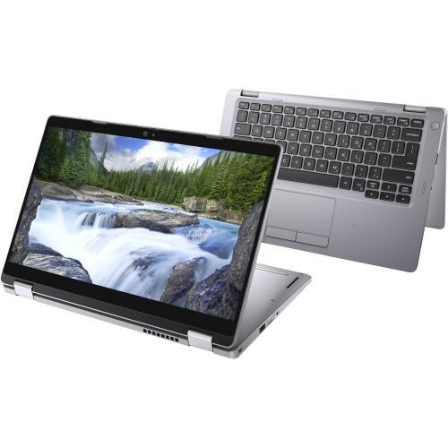 """Dell Latitude 5000 5310 13.3"""" Touchscreen 2 In 1 Notebook   Full HD   1920 X 1080   Intel Core I7 (10th Gen) I7 10610U Quad Core (4 Core) 1.80 GHz   16 GB RAM   256 GB SSD   Titan Gray Alternate-Image6/500"""