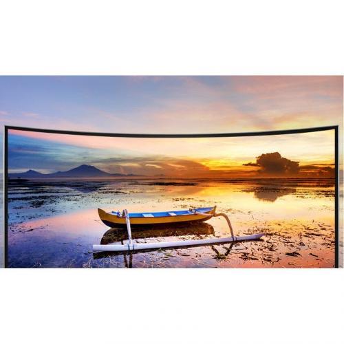"LG Ultrawide 38BN75C B 38"" UW QHD+ Curved Screen LCD Monitor   21:9   High Glossy Black, Silver Spray Alternate-Image6/500"