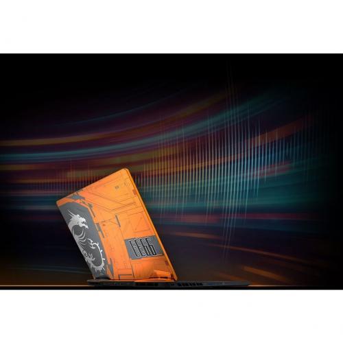 "MSI GE66 Raider GE66 Raider Dragonshield 10SFS 426 15.6"" Gaming Notebook   Full HD   1920 X 1080   Intel Core I9 (10th Gen) I9 10980HK 2.40 GHz   32 GB RAM   1 TB SSD Alternate-Image6/500"