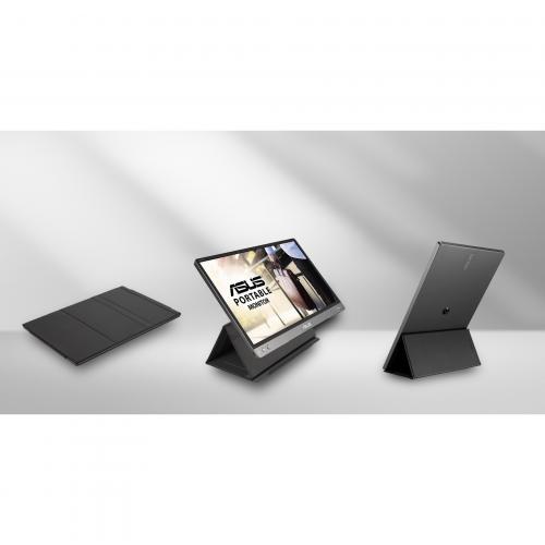 """Asus ZenScreen MB14AC 14"""" Full HD LCD Monitor   16:9   Dark Gray Alternate-Image6/500"""