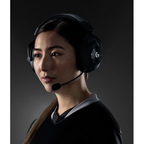 Logitech PRO X Wireless Lightspeed Gaming Headset Alternate-Image6/500