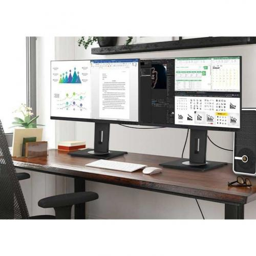 "Viewsonic VG2756 2K 27"" WQHD LED LCD Monitor   16:9   Black Alternate-Image6/500"