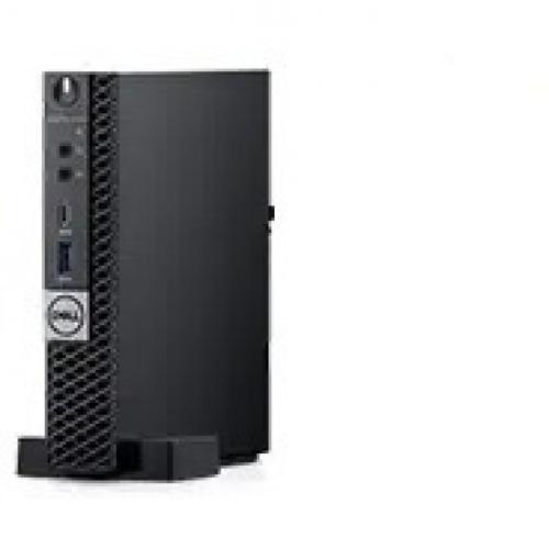 Dell OptiPlex 3000 3080 Desktop Computer   Intel Core I3 10th Gen I3 10100T Quad Core (4 Core) 3 GHz   4 GB RAM DDR4 SDRAM   500 GB HDD   Micro PC Alternate-Image6/500