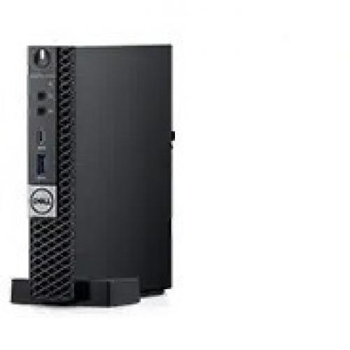 Dell OptiPlex 3000 3080 Desktop Computer   Intel Core I3 10th Gen I3 10100T Quad Core (4 Core) 3 GHz   8 GB RAM DDR4 SDRAM   128 GB SSD   Micro PC Alternate-Image6/500