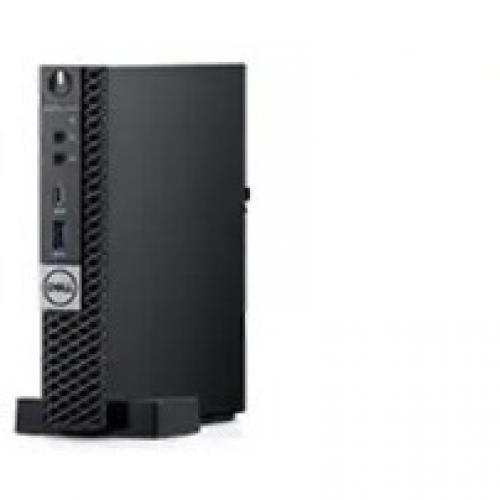 Dell OptiPlex 3000 3080 Desktop Computer   Intel Core I3 10th Gen I3 10100T Quad Core (4 Core) 3 GHz   8 GB RAM DDR4 SDRAM   256 GB SSD   Micro PC Alternate-Image6/500