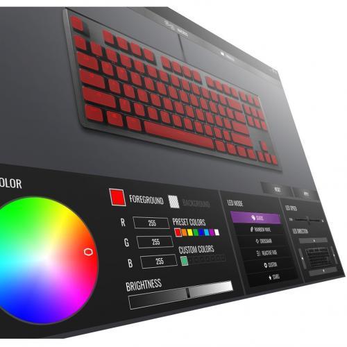 Cooler Master CK530 V2 Gaming Keyboard Alternate-Image6/500