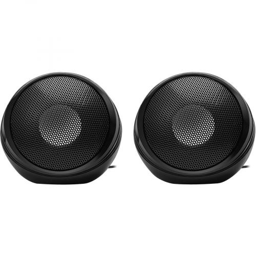 Adesso Xtream S4 USB Powered Desktop Computer Speaker With Dynamic Sound   5W X 2 Alternate-Image6/500