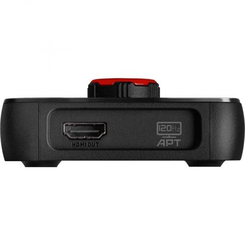 EVGA XR1 USB 3.0 4K Pass Through Video Capturing Device W/ Audio Mixer   USB 3.0 Type C & HDMI Interface   1080p@ 60fps Video Capture   1440p @120fps HDR Advanced Pass Through   4K @60fps Pass Through   Built In Audio Mixer Via Control Dial Alternate-Image6/500