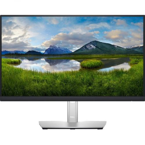 """Dell P2222H 21.5"""" Full HD WLED LCD Monitor   16:9   Black, Silver Alternate-Image6/500"""