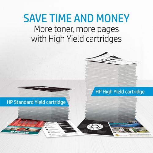 HP 128A | CE321A | Toner Cartridge | Cyan | Works With HP LaserJet Pro CM1415, CP1525 Alternate-Image7/500