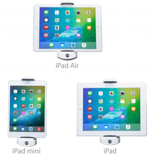 CTA Digital PAD KMS 2 In 1 Kitchen Mount Stand For IPad And Tablets Alternate-Image7/500