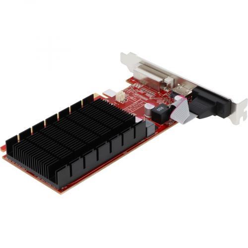 VisionTek Radeon 5450 2GB DDR3 (DVI I, HDMI, VGA) Alternate-Image7/500