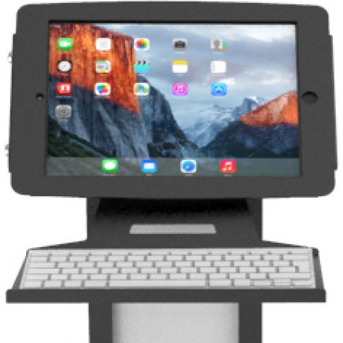 Compulocks Mounting Tray For Keyboard   Black Alternate-Image7/500