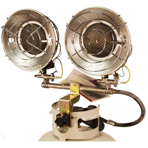 DuraHeat TT 30CSA Propane(LP) Double Tank Top Heater With Tip Over Shut Off Alternate-Image7/500
