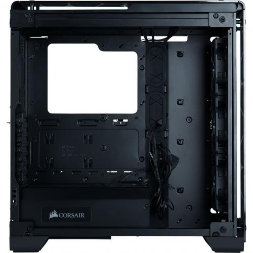 Corsair Crystal 570X RGB Mirror Black Tempered Glass, Premium ATX Mid Tower Case Alternate-Image7/500