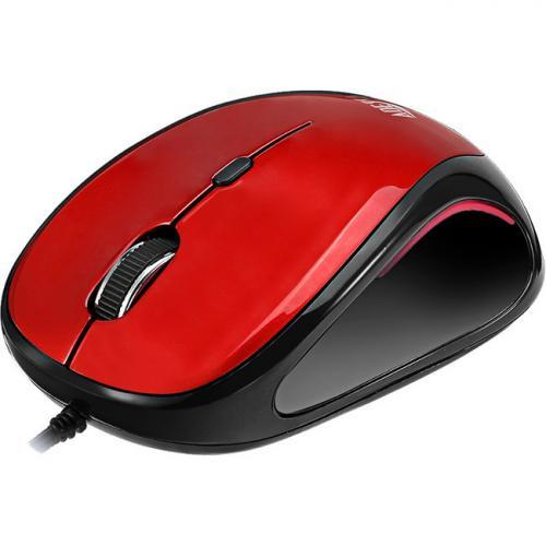 Adesso IMouse S8R   USB Illuminated Retractable Mini Mouse Alternate-Image7/500