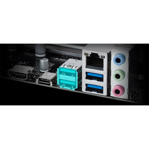 Asus Prime B360M A Desktop Motherboard   Intel Chipset   Socket H4 LGA 1151   Intel Optane Memory Ready   Micro ATX Alternate-Image7/500