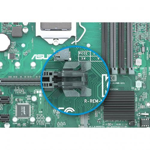 Asus Prime B360M C/CSM Desktop Motherboard   Intel Chipset   Socket H4 LGA 1151 Alternate-Image7/500